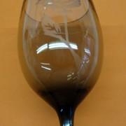 צריבה על זכוכית כוס חן שיווק