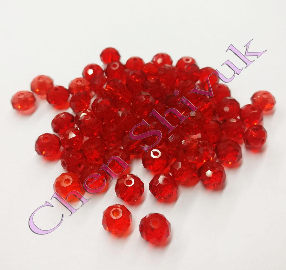 חרוז-קריסטל-שקוף-8ממ-אדום
