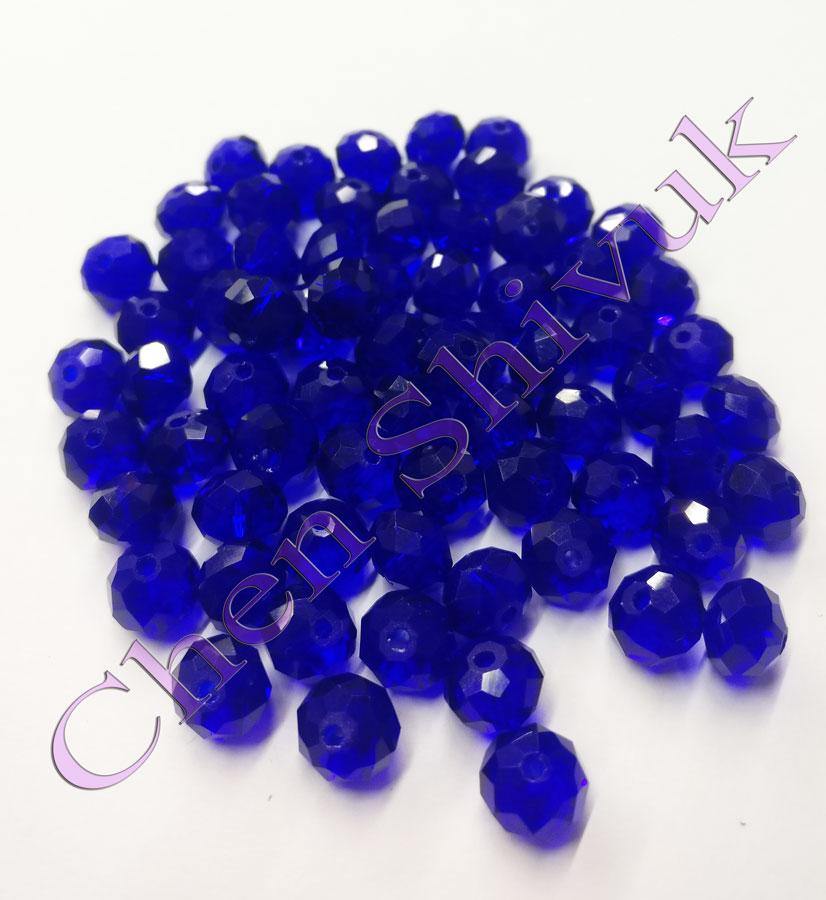 חרוז-קריסטל-שקוף-8ממ-כחול-עמוק