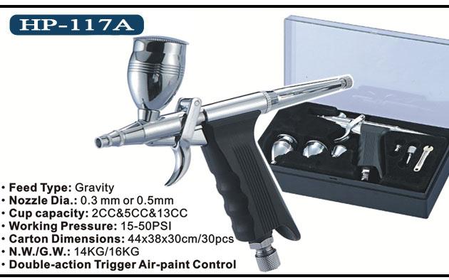 Airbrush Perez HP-117A