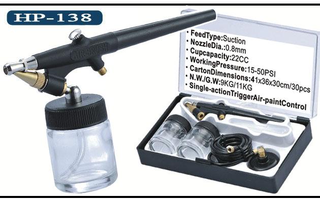 Airbrush Perez HP-138