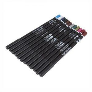 12 עפרונות בגוונים אייליינר