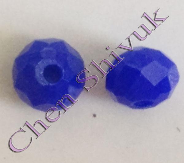 חרוז-קריסטל-כחול