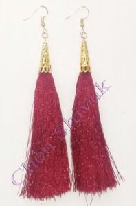 עגיל-חוטים-אדום-מעוטר-13.5
