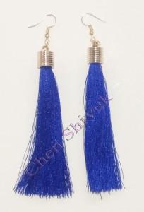 עגיל-חוטים-כחול-11.5