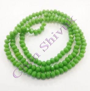 חרוז-קריסטל-ירוק